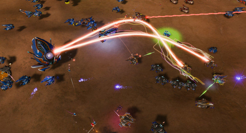Screenshot 4 - Ashes of the Singularity: Escalation
