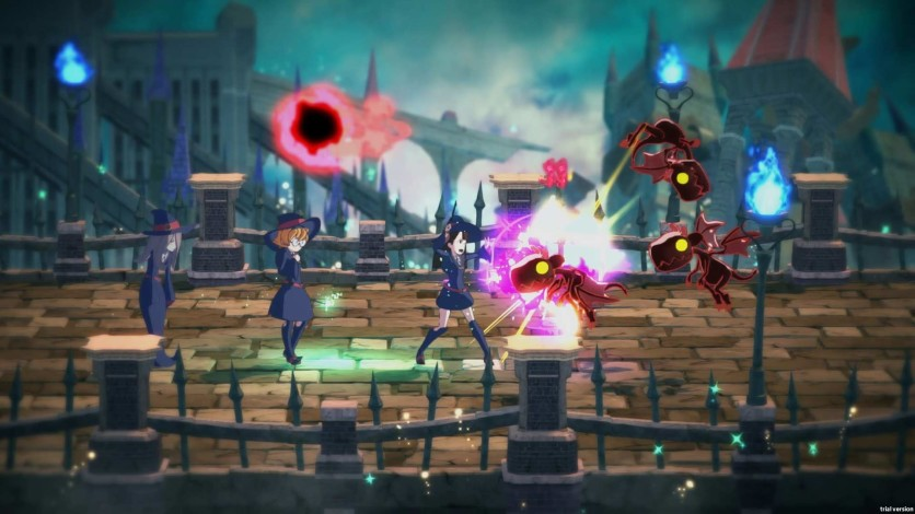 Screenshot 6 - Little Witch Academia: Chamber of Time