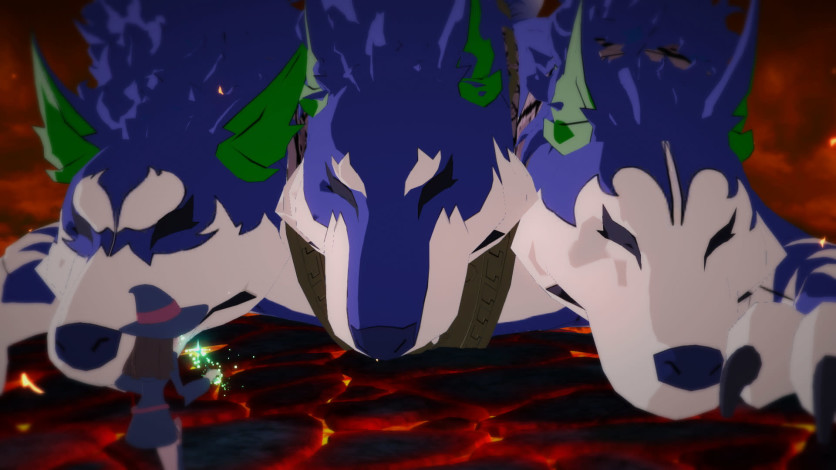 Screenshot 9 - Little Witch Academia: Chamber of Time