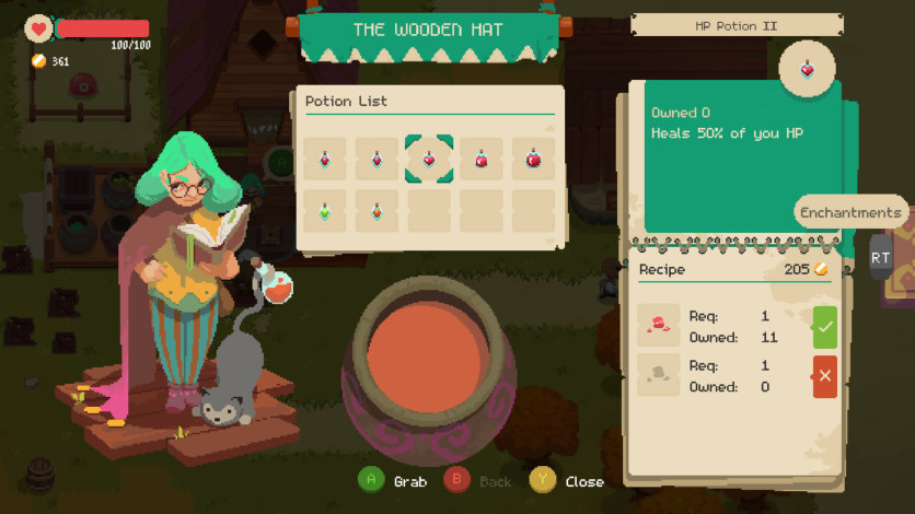 Screenshot 7 - Moonlighter