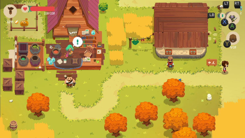 Screenshot 11 - Moonlighter