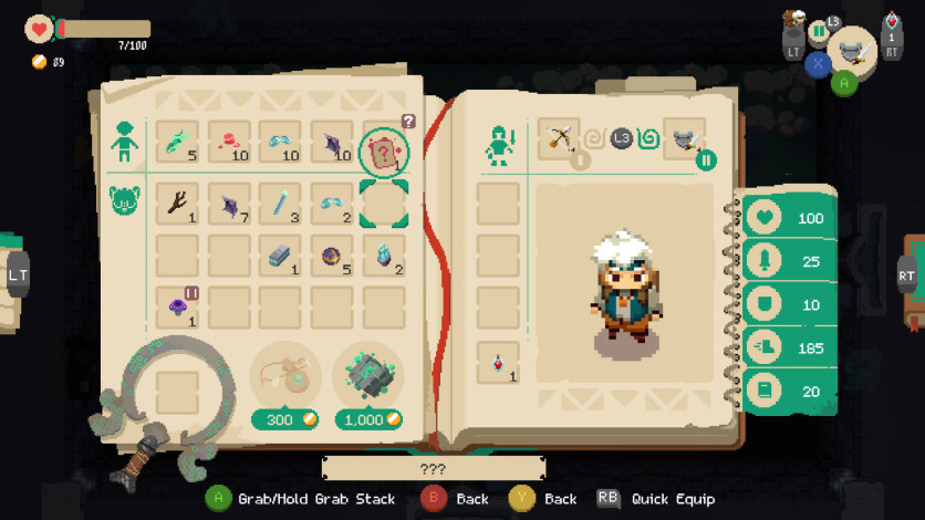 Screenshot 3 - Moonlighter