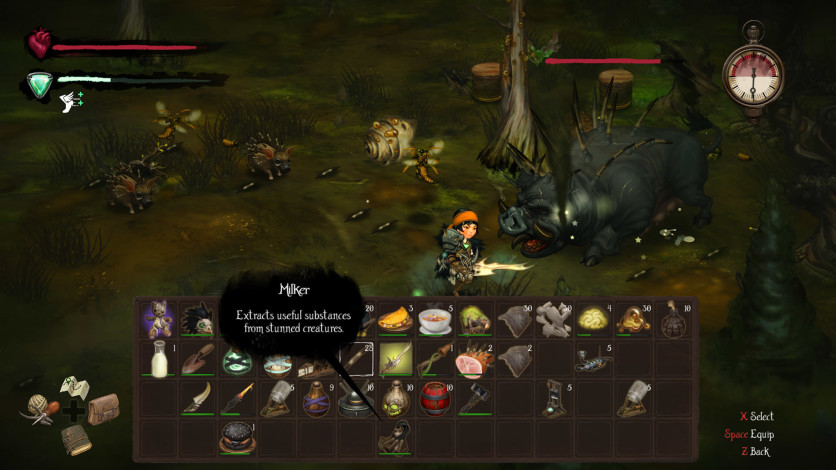 Screenshot 3 - Smoke and Sacrifice