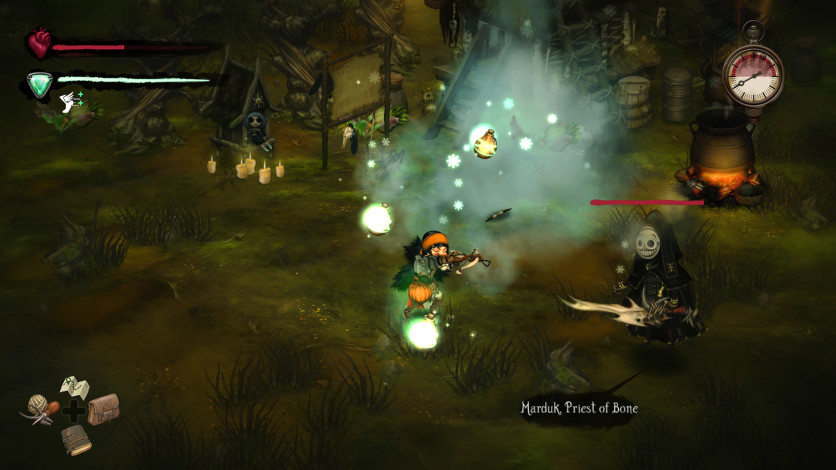 Screenshot 11 - Smoke and Sacrifice