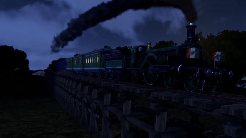 Screenshot 5 - Railway Empire: Mexico