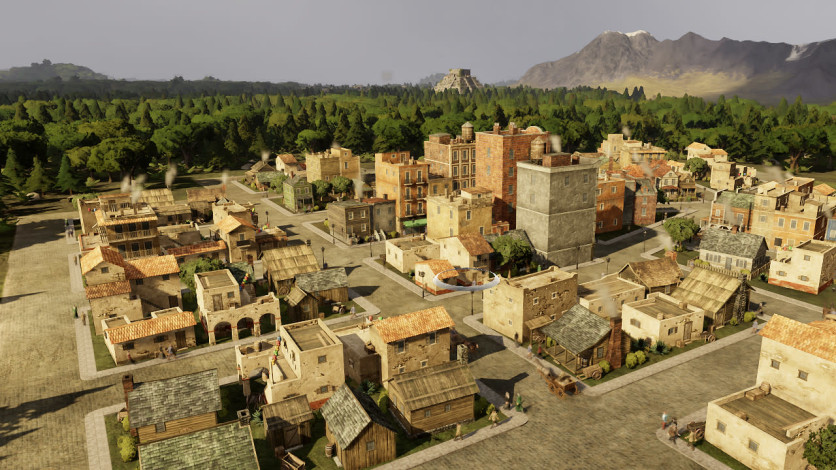 Screenshot 3 - Railway Empire: Mexico