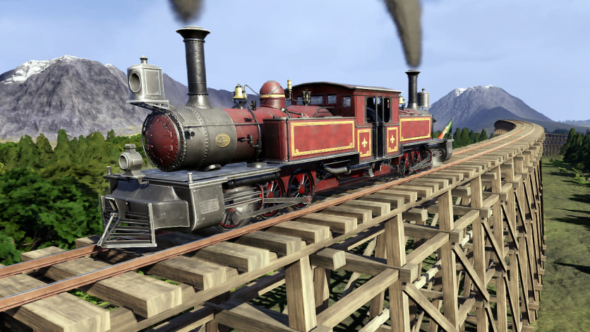 Screenshot 2 - Railway Empire: Mexico