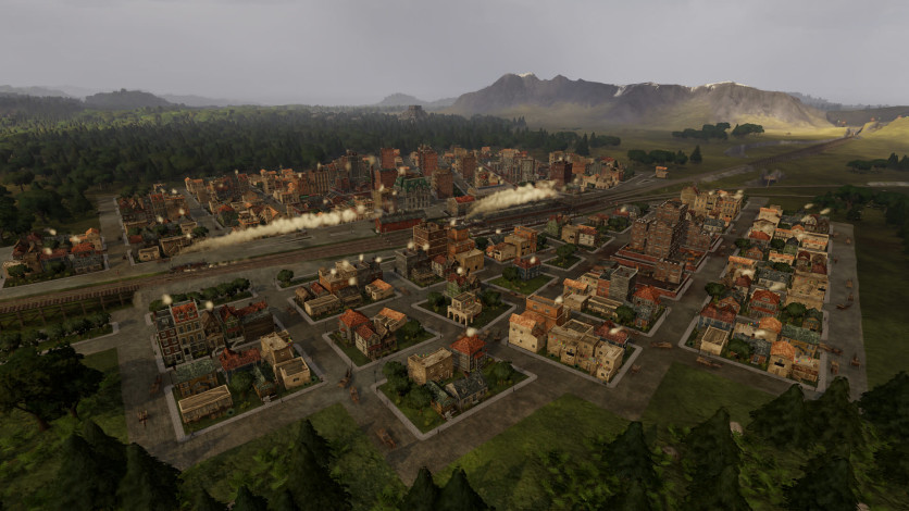 Screenshot 6 - Railway Empire: Mexico