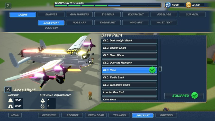 Screenshot 9 - Bomber Crew Season Pass