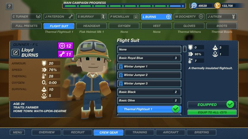 Screenshot 5 - Bomber Crew Secret Weapons DLC