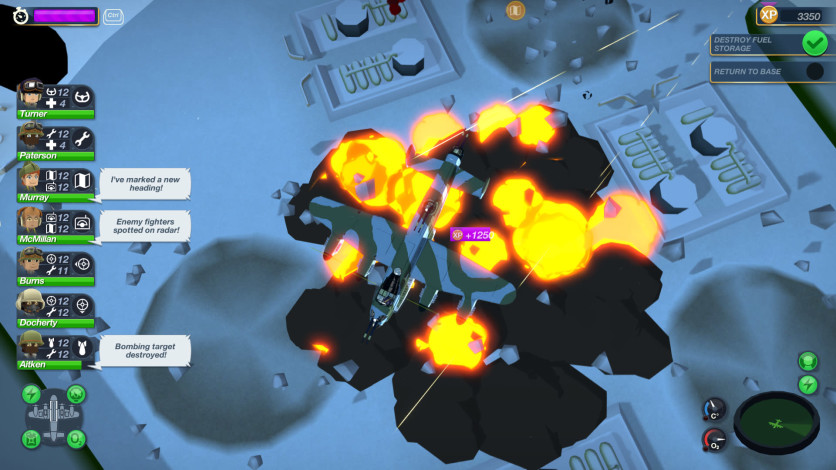 Screenshot 7 - Bomber Crew Secret Weapons DLC