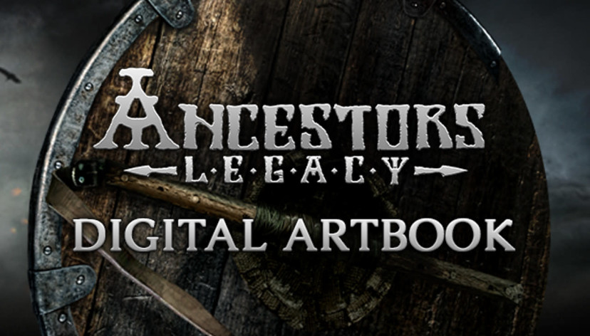 Screenshot 1 - Ancestors Legacy - Digital Artbook