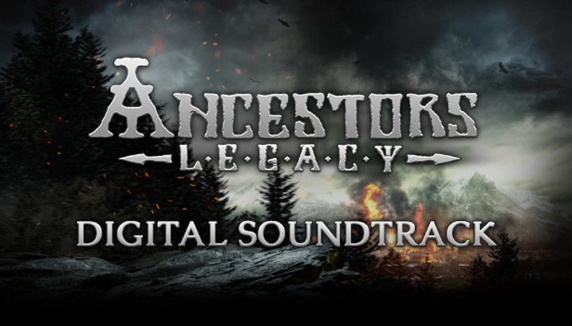 Screenshot 1 - Ancestors Legacy - Digital Soundtrack