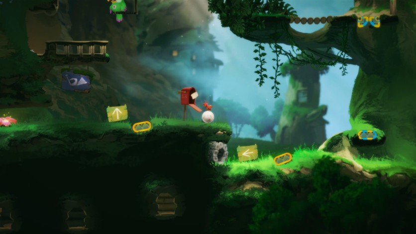 Screenshot 6 - Yoku's Island Express