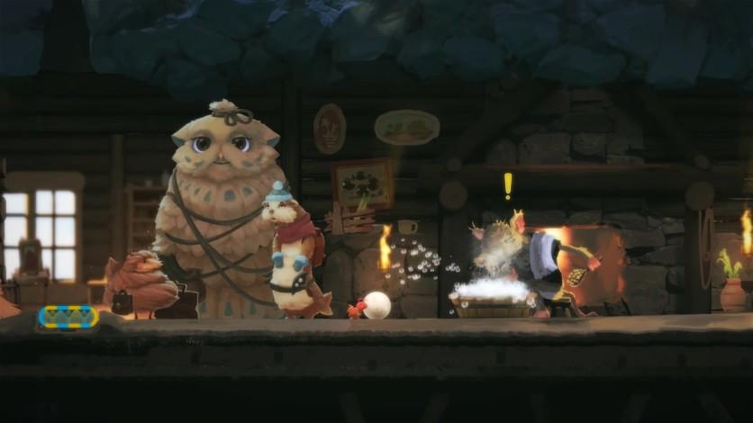 Screenshot 7 - Yoku's Island Express