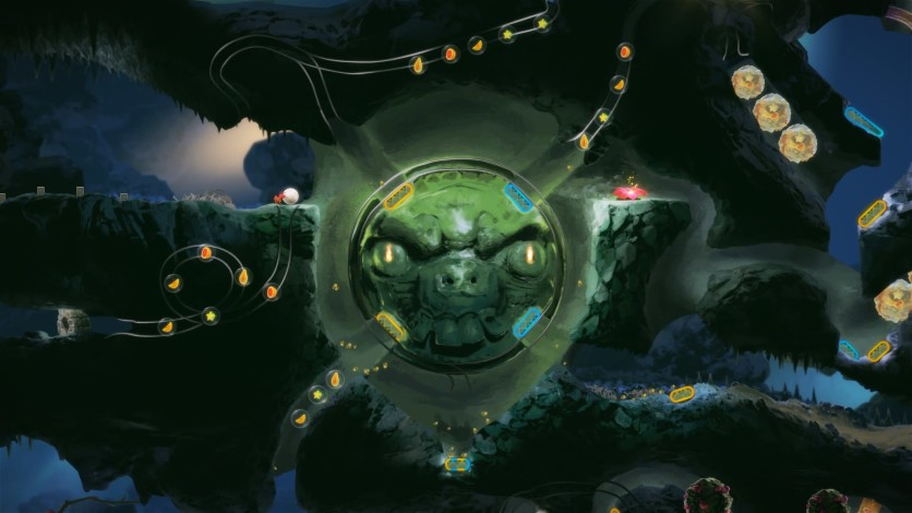 Screenshot 1 - Yoku's Island Express