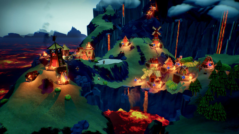 Screenshot 2 - Valhalla Hills: Fire Mountains DLC