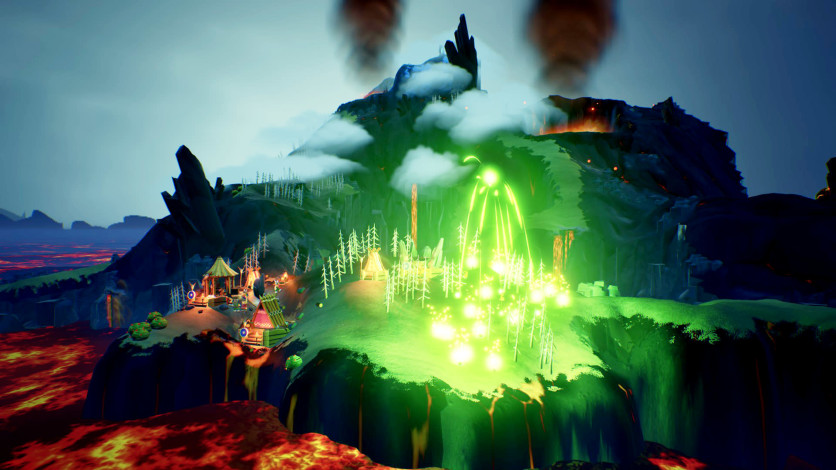 Screenshot 3 - Valhalla Hills: Fire Mountains DLC