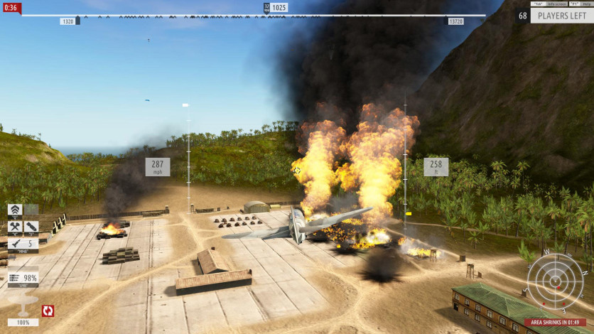 Screenshot 7 - Fighter Royale - Last Ace Flying