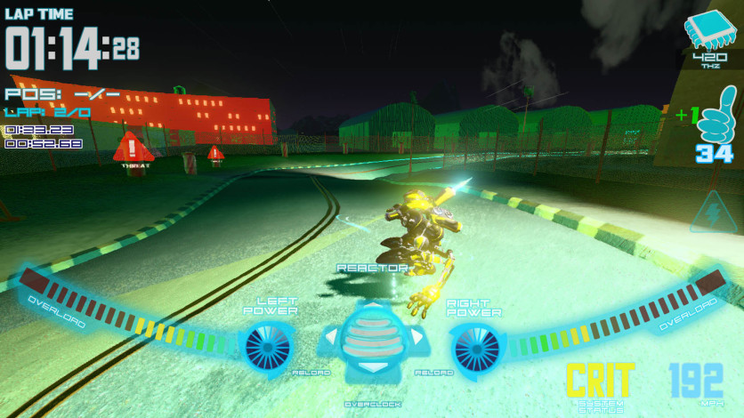 Screenshot 5 - TurBOT Racing