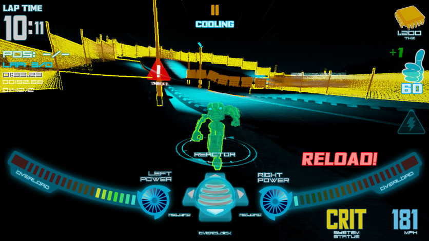 Screenshot 1 - TurBOT Racing