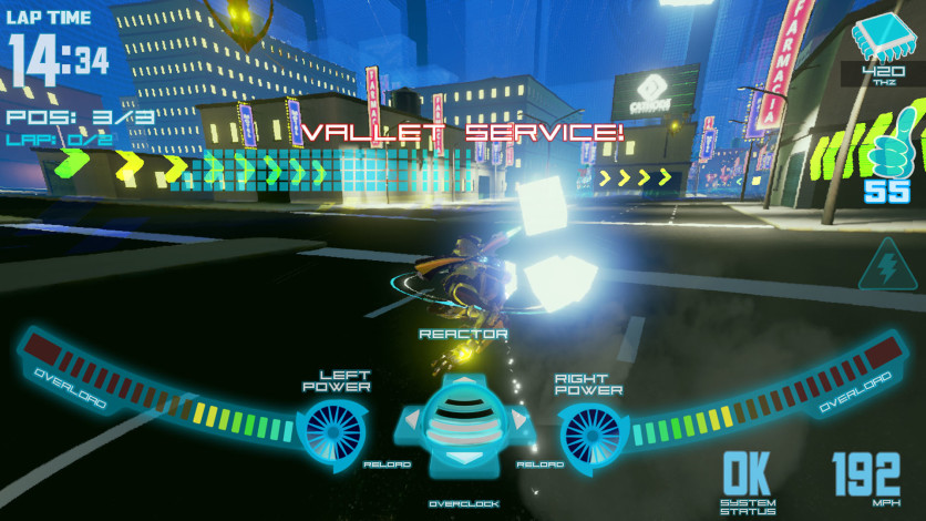 Screenshot 3 - TurBOT Racing