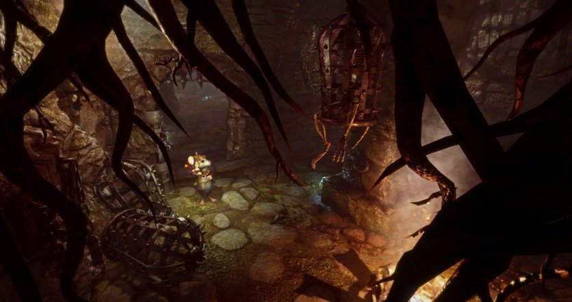 Screenshot 2 - Ghost Of A Tale