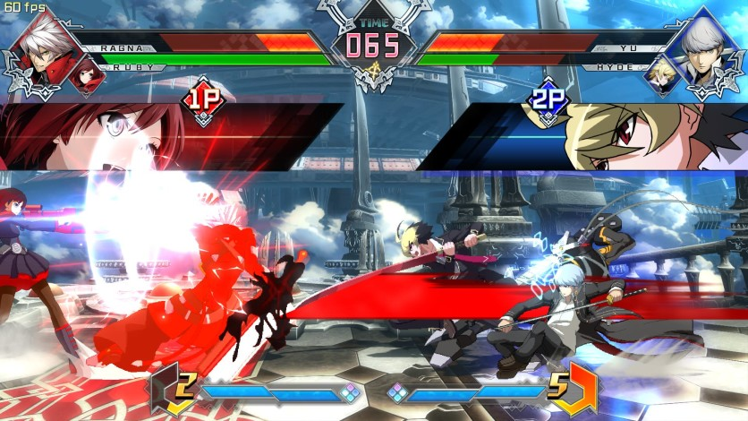 Screenshot 4 - BlazBlue: Cross Tag Battle
