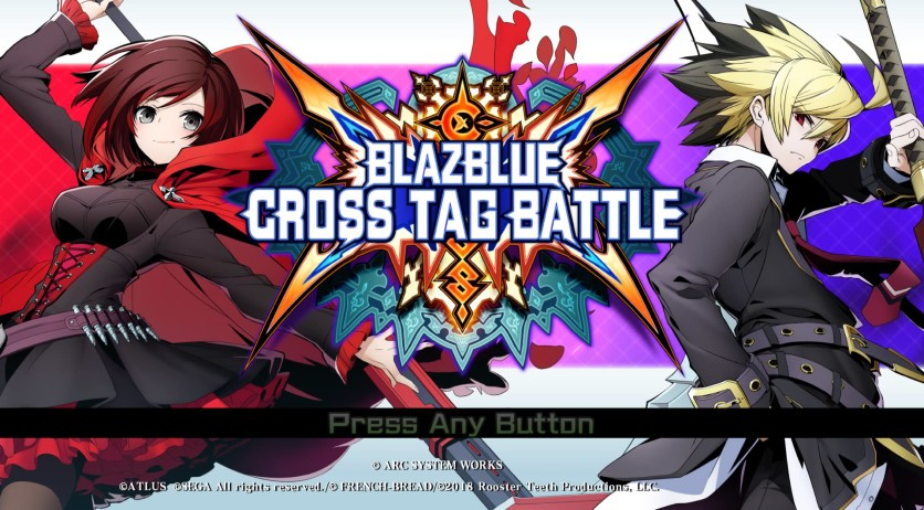 Screenshot 2 - BlazBlue: Cross Tag Battle