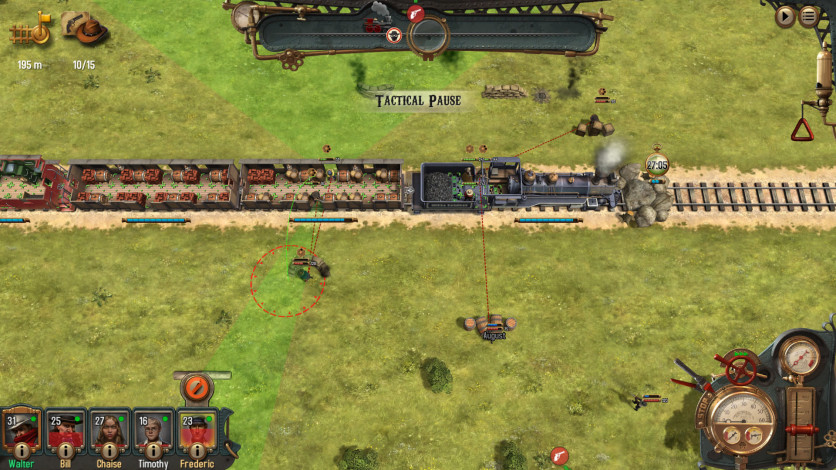 Screenshot 6 - Bounty Train - New West