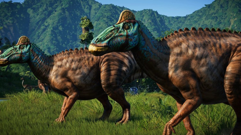 Screenshot 1 - Jurassic World Evolution - Deluxe Edition