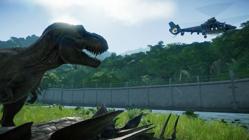 Screenshot 6 - Jurassic World Evolution - Deluxe Edition
