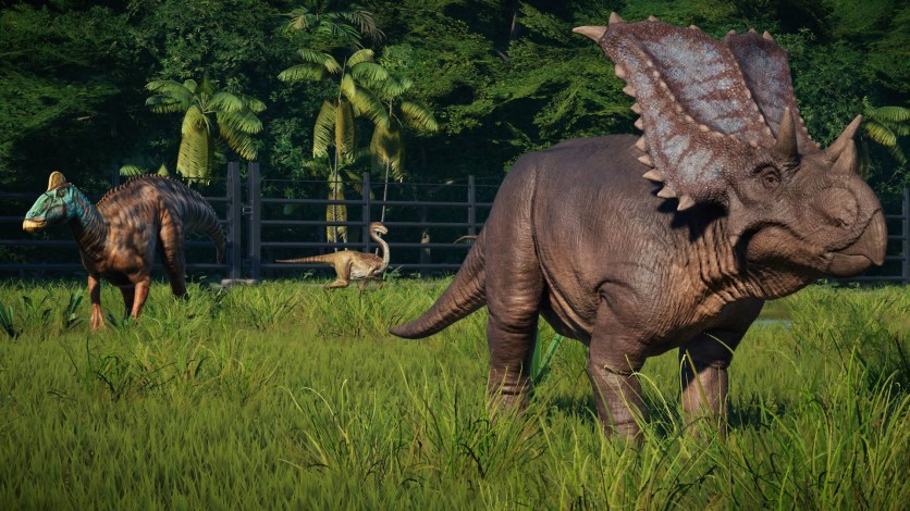 Screenshot 5 - Jurassic World Evolution - Deluxe Edition