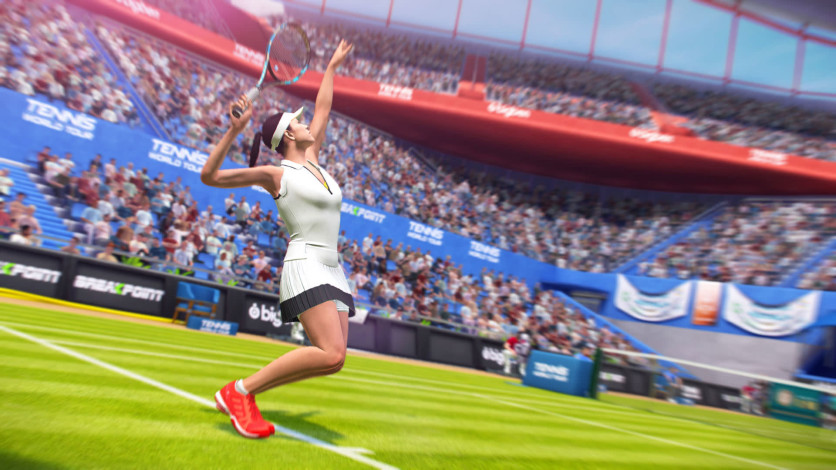 Screenshot 2 - Tennis World Tour - Legends Edition