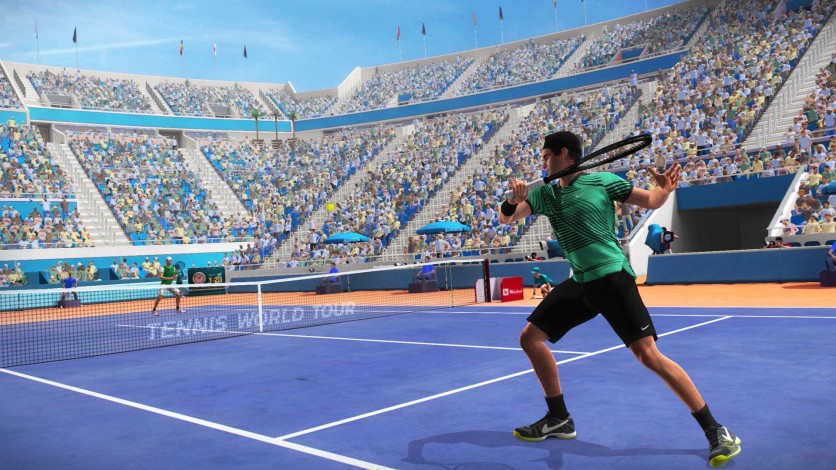 Screenshot 5 - Tennis World Tour - Legends Edition