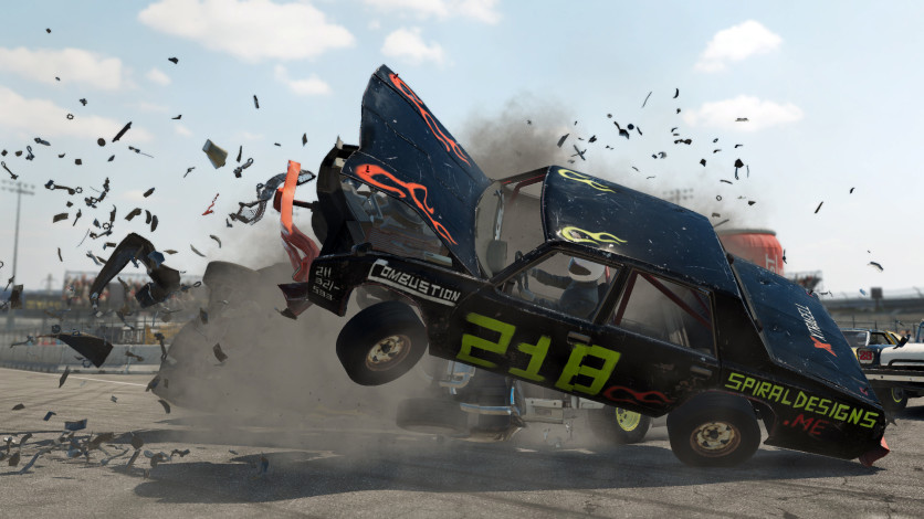 Screenshot 9 - Wreckfest