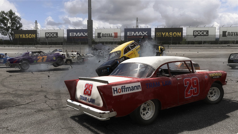 Screenshot 6 - Wreckfest