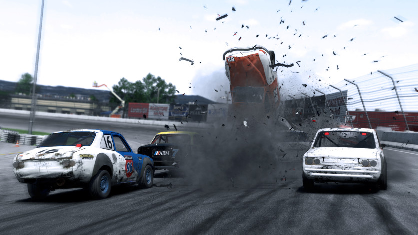 Screenshot 15 - Wreckfest