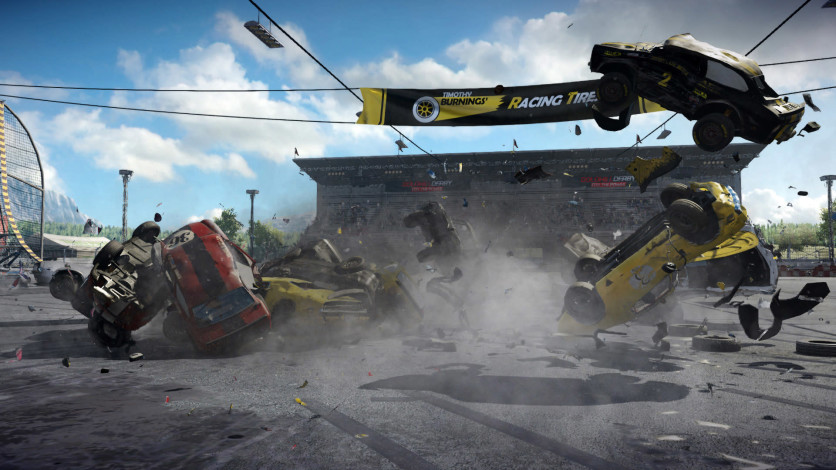 Screenshot 3 - Wreckfest