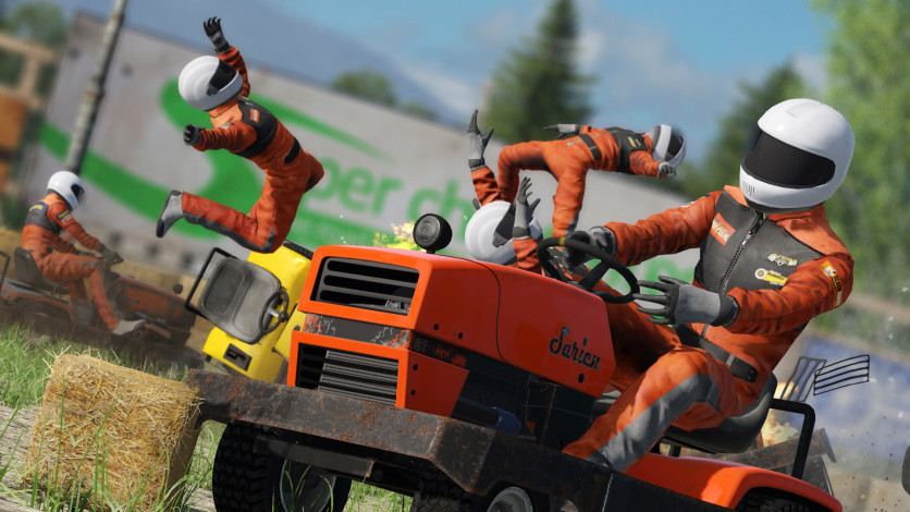Screenshot 4 - Wreckfest