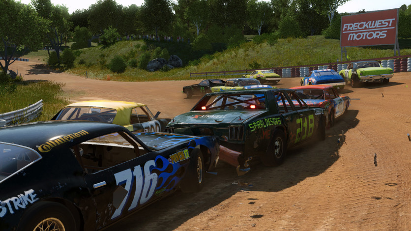 Screenshot 10 - Wreckfest