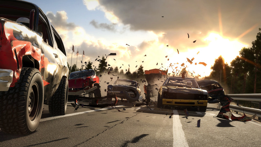 Screenshot 2 - Wreckfest
