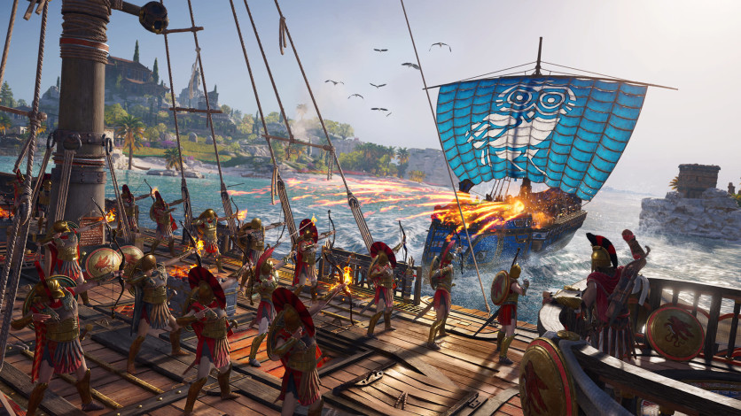 Screenshot 4 - Assassin's Creed: Odyssey - Deluxe Edition