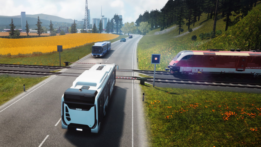 Screenshot 2 - Bus Simulator 18