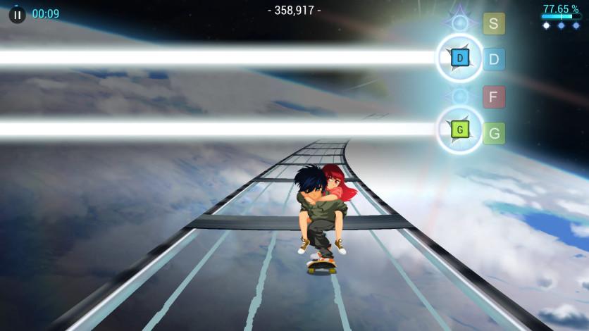 Screenshot 2 - Lost in Harmony