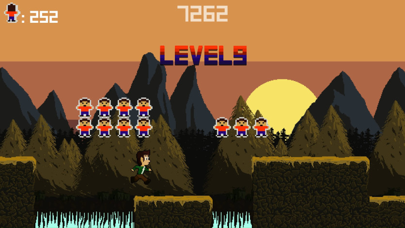 Screenshot 4 - Bighead Runner