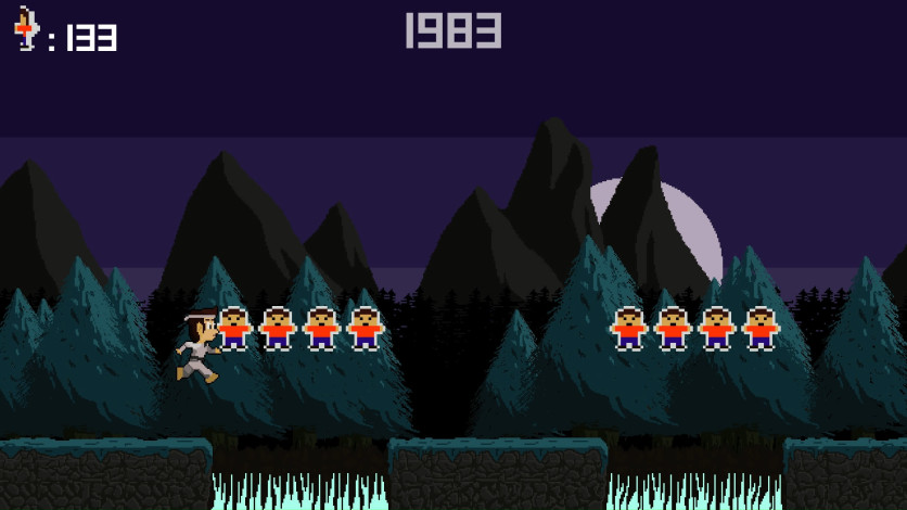 Screenshot 6 - Bighead Runner
