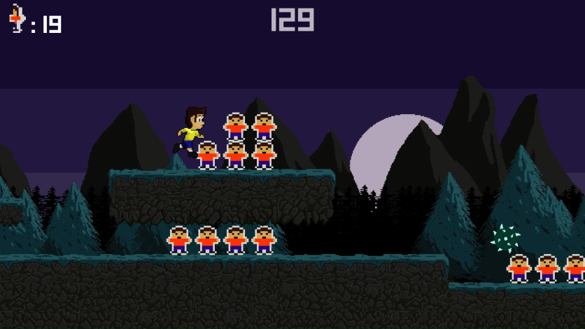 Screenshot 3 - Bighead Runner