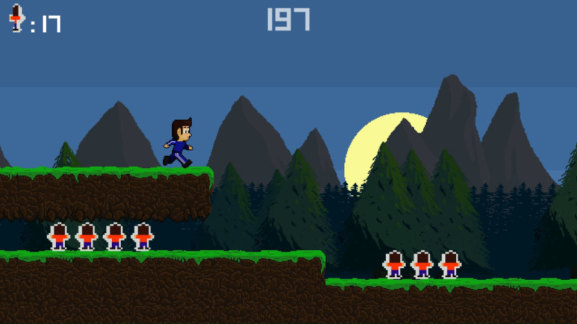 Screenshot 5 - Bighead Runner