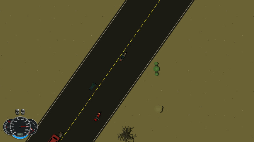 Screenshot 4 - Road Scars: Origins
